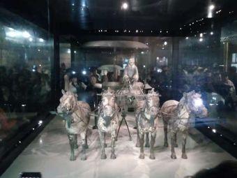铜车马展厅