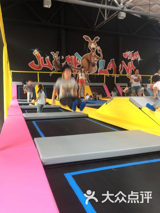 跃客蹦床公园jump land图片 - 第90张图片
