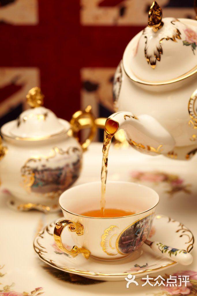 传统英式红茶图片