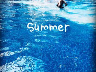 碧桂园十里银滩无边际泳池