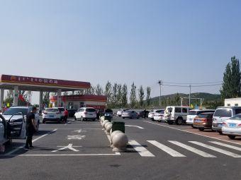 榆林服务区-停车场
