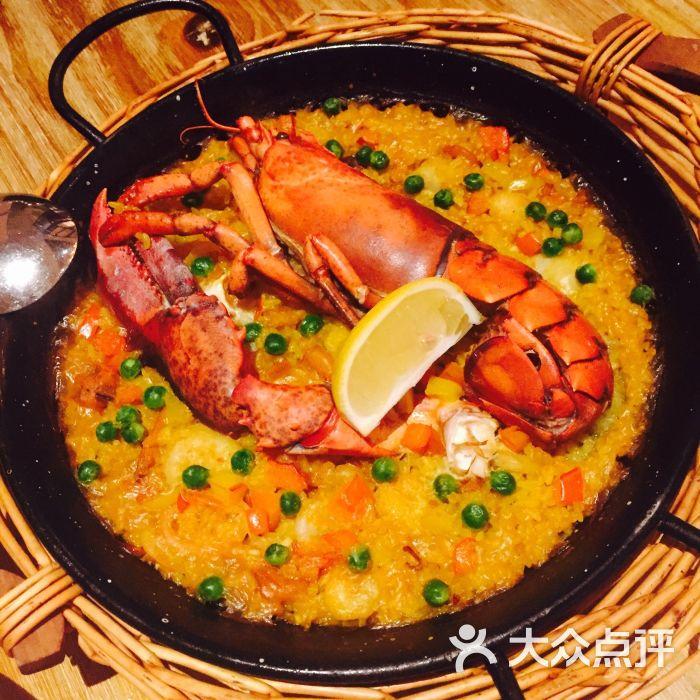 利苒西班牙餐厅pealla tapas(金虹桥店)-图片