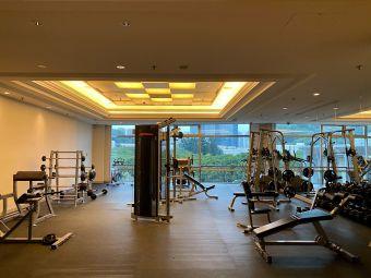 香格里拉酒店健身房