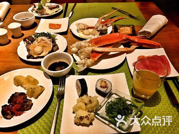 万达希尔顿逸林酒店自助晚餐bbq海鲜自助晚餐图片 - 第6张