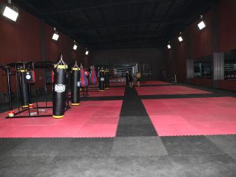 山西C-KING泰拳搏击国际俱乐部