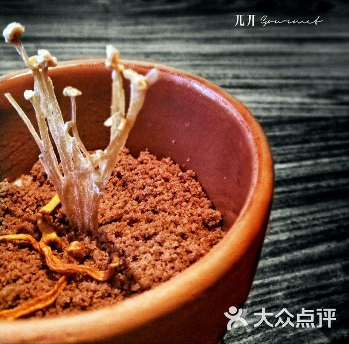 花盆 豆子简笔画