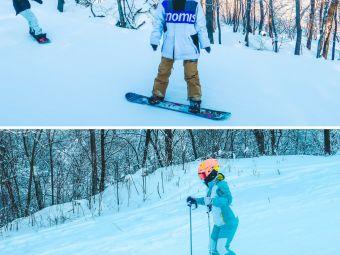 北大壶滑雪学校