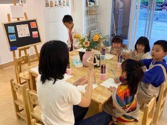 zoozoo儿童绘画馆