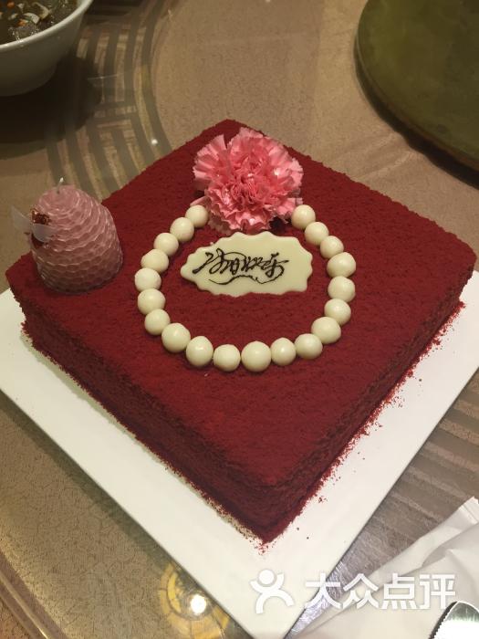 法滋蛋糕-妈妈的红丝绒图片-青岛美食-大众点评网