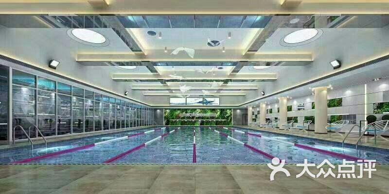 北京印象游泳馆_北京印象游泳馆健身房图片 - 第2张