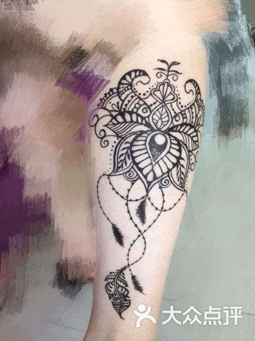 o-tattoo海娜手绘图片 - 第1张