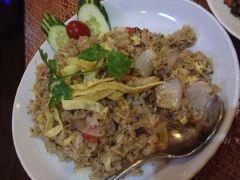 泰厨的蟹肉炒饭