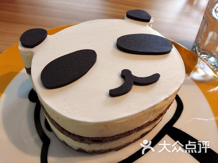 aranzi cafe(阿郎奇咖啡)熊猫慕斯蛋糕图片 - 第213张