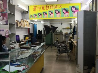 新中星数码冲印摄影