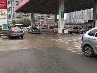 中国石化姑嫂树加油站