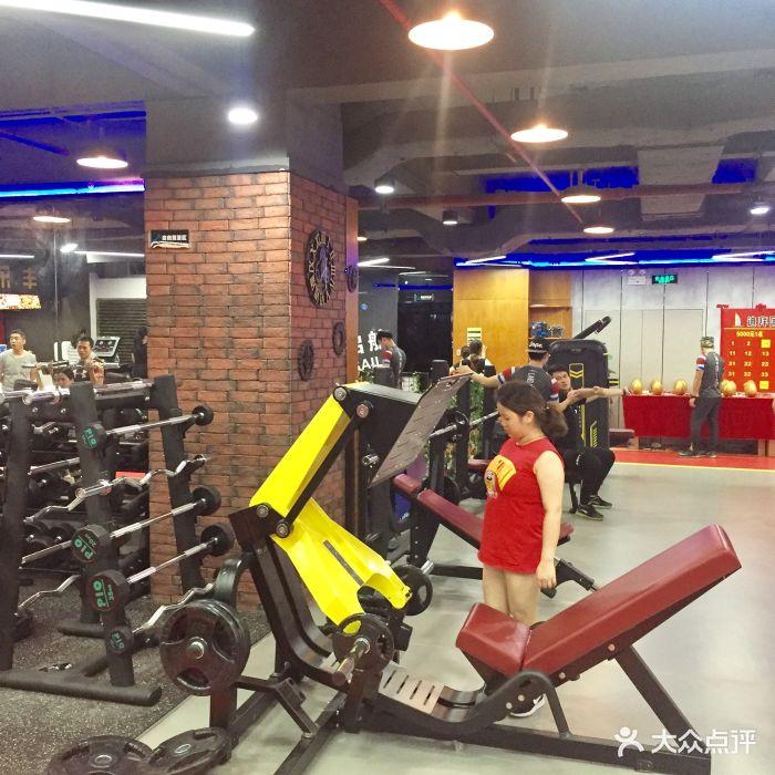 迪拜国际健身房哈哈哈哈,上个月在这办了卡.