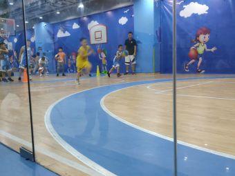 扬体少儿篮球俱乐部