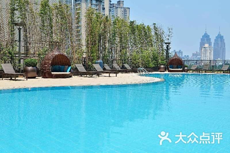 上海巴黎春天新世界酒店游泳池图片 - 第2张