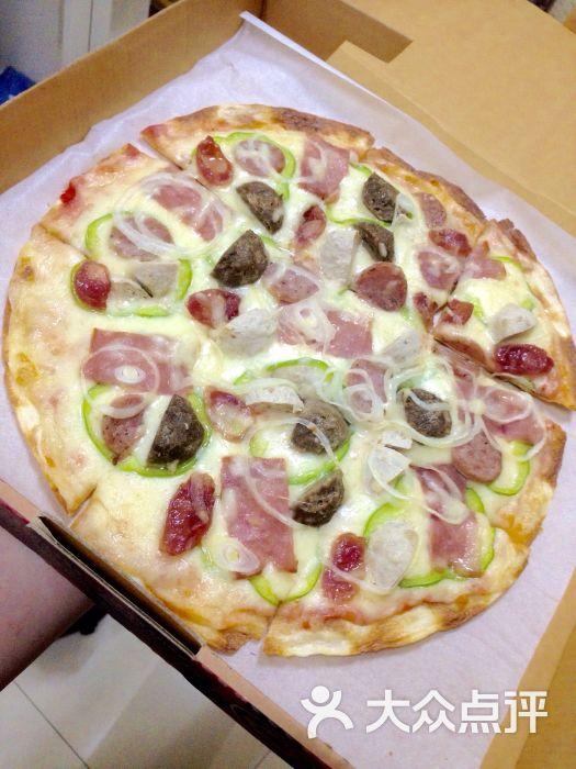 咔滋披萨外卖店-图片-哈尔滨美食-大众点评网