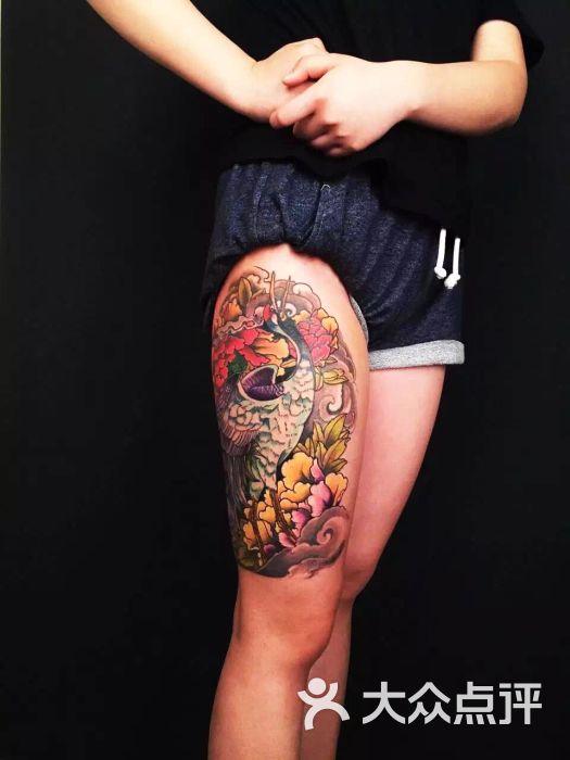 tattoo御刺青纹身店(虹桥店)图片 - 第5张