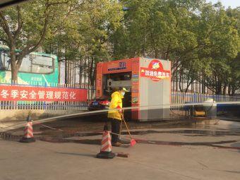 中国石油南京龙池CNG加气母站