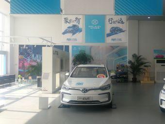 南京万帮新能源汽车销售服务有限公司德和新能源电动汽车充电站