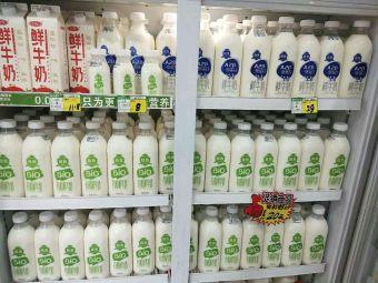 光明牛奶站