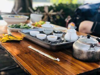 西湖公园茶馆