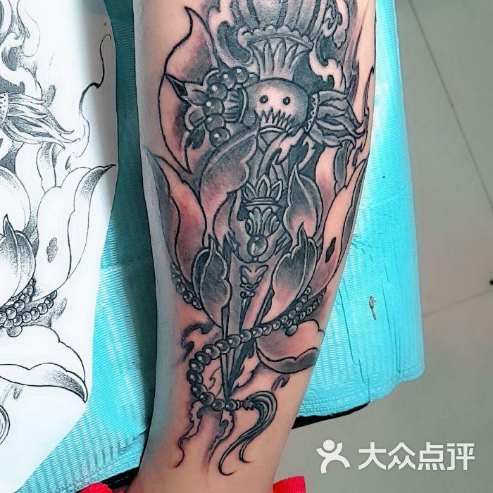 江阴市新桥镇魅痕刺青纹身工作室神话图片-北京纹身
