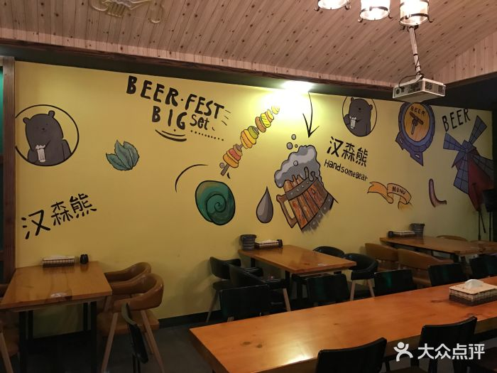 汉森熊精酿啤酒屋图片 - 第259张图片