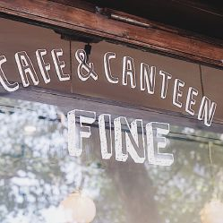 fine cafe&canteen的图片