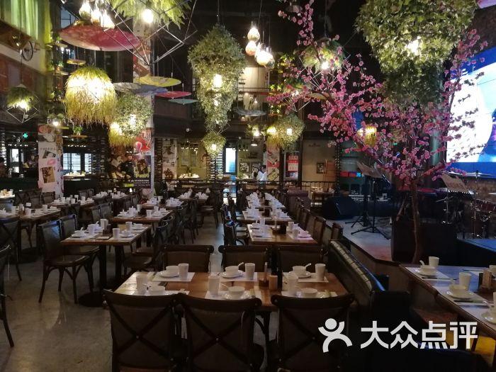 胡桃里音乐餐厅大堂图片 - 第1张