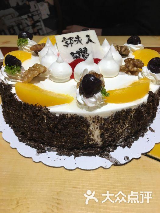保利来精品欧式水果蛋糕-图片-哈尔滨美食-大众点评