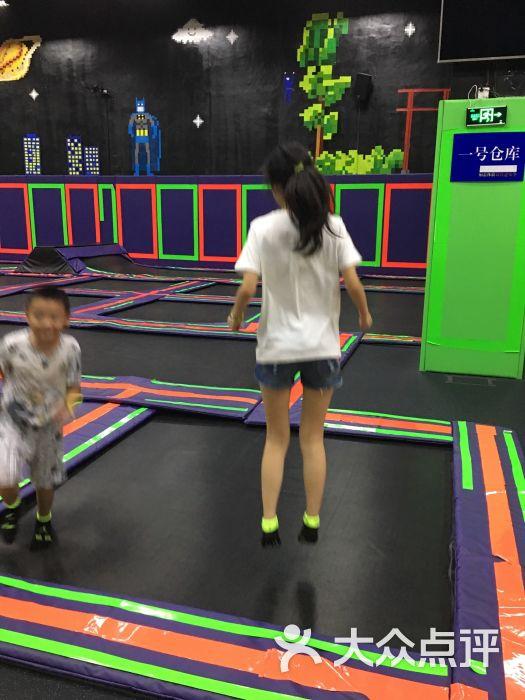 酷跳蹦床主题公园图片 - 第1张图片