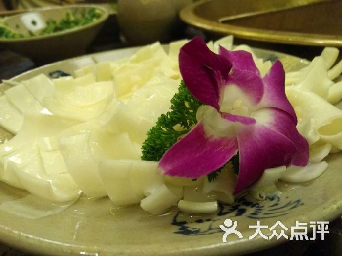 小龙坎老火锅(国贸店)黄喉图片 - 第2张