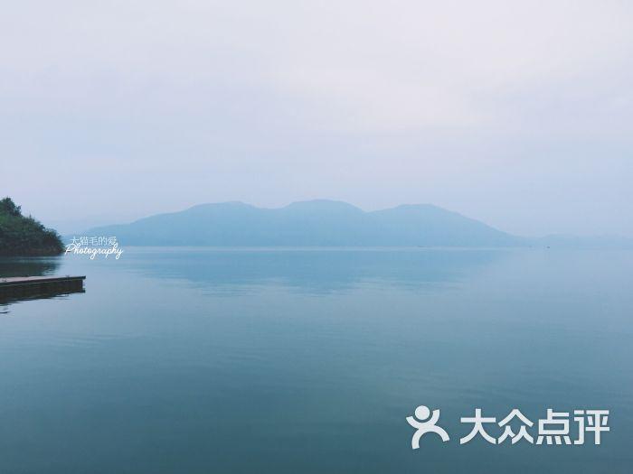 黄山太平湖风景区图片 - 第4张