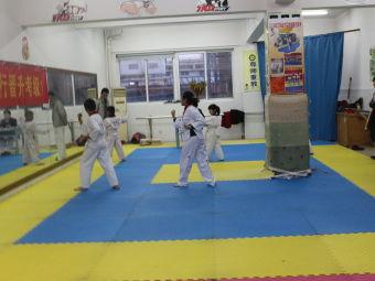 龙腾跆拳道俱乐部总馆