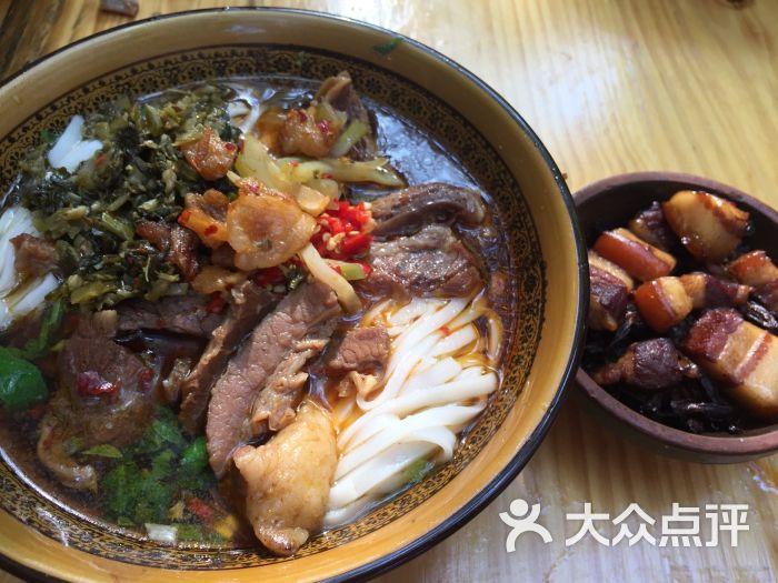 公交新村粉店-小花-长沙图片-大众自制网美食美食点评仙里的图片