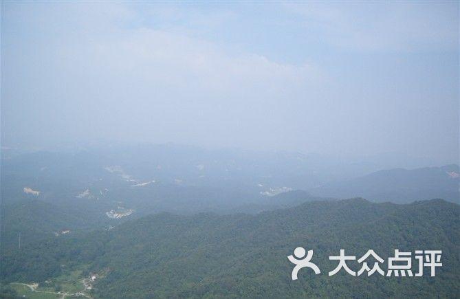 王子山森林公园山顶图片 - 第2张