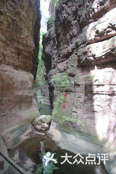 黄河丹峡峡谷风景区-0000000图片-三门峡景点-大众