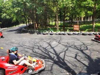 东平森林公园卡丁车场