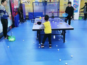 龍城堡乒乓王國