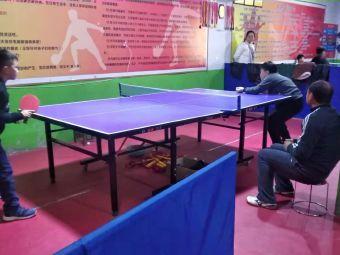 卓越乒乓球培训