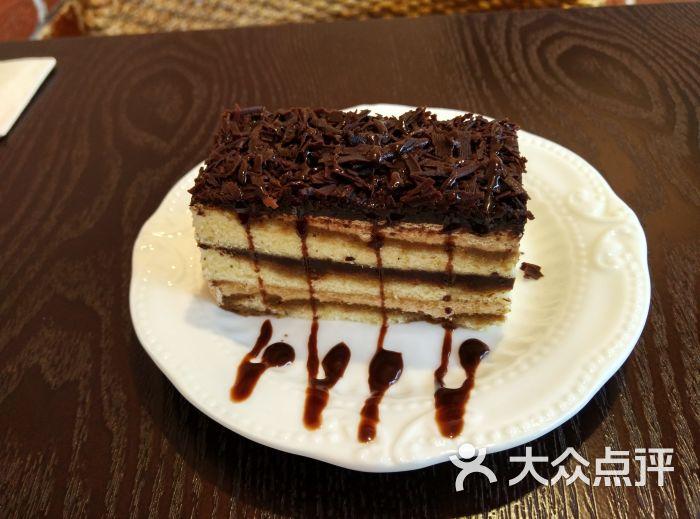 贝斯特猫咪咖啡馆歌剧蛋糕图片 - 第2张