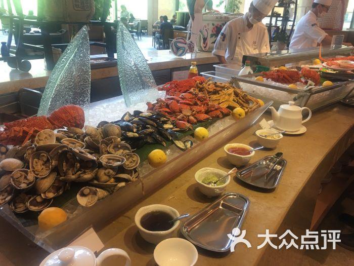 济南喜来登酒店盛宴自助西餐厅图片 - 第2张