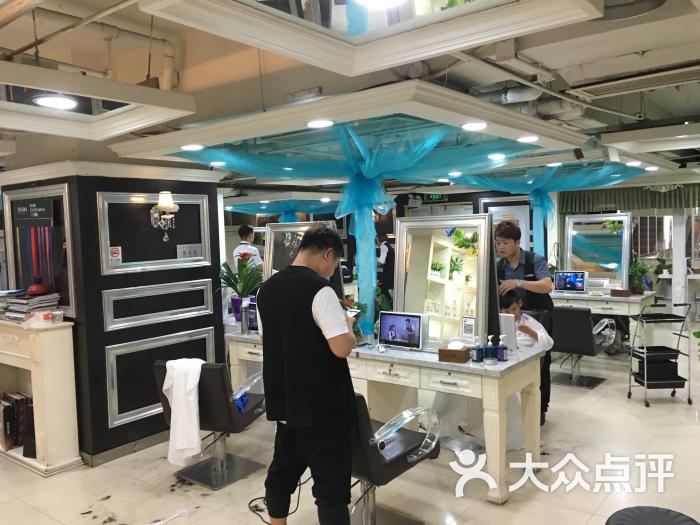 椰岛造型(时尚广场mf155)-店内环境图片-武汉丽人