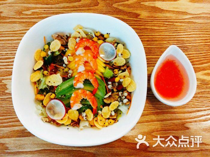 天使沙拉SaladAngel(金茂览秀城店)-美食-长沙图意境图片中式图片