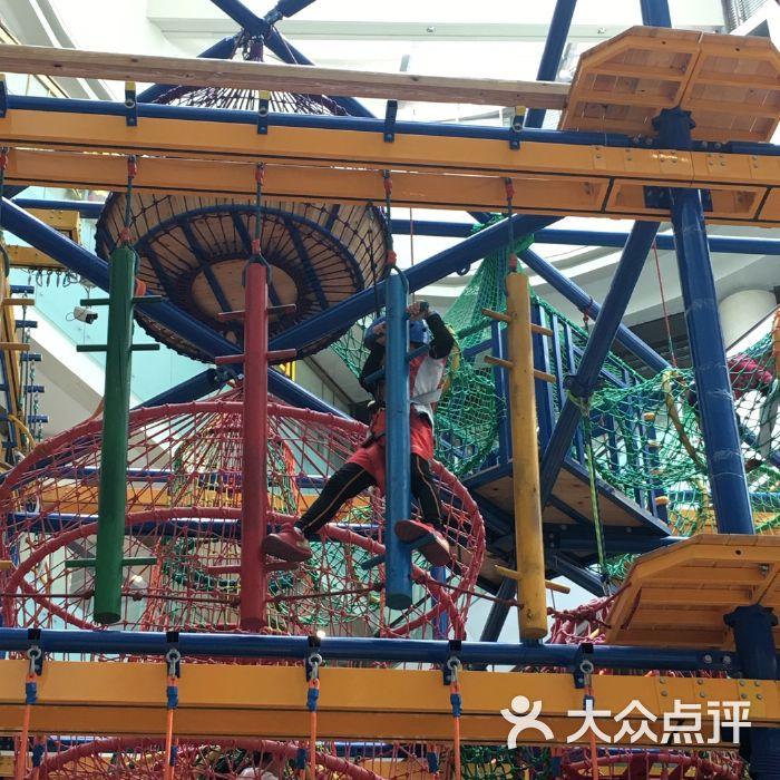 冒险岛儿童主题乐园图片-北京儿童主题乐园-大众点评网