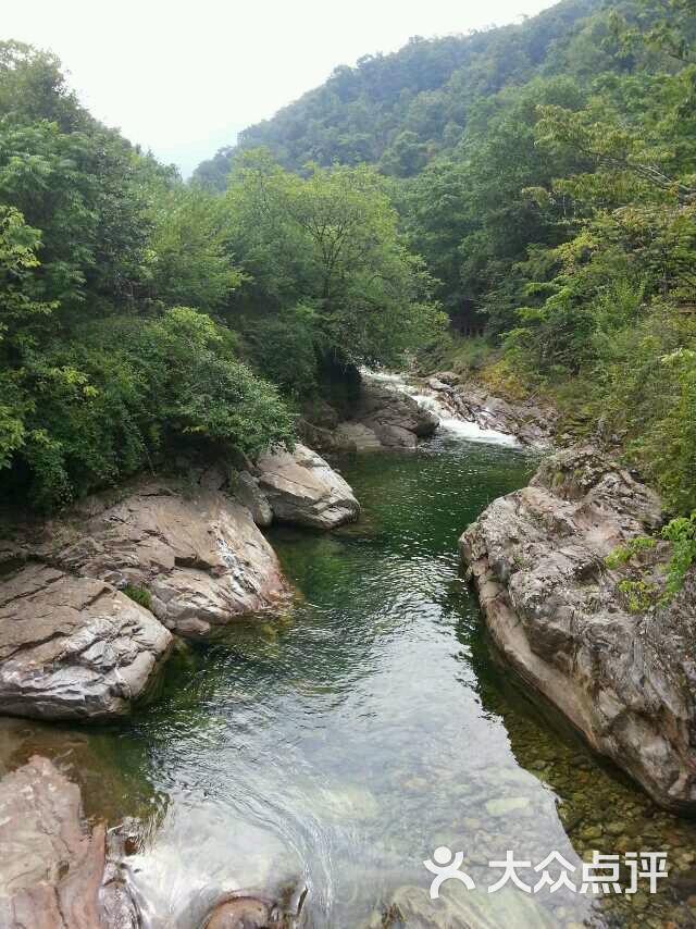 黄柏塬原生态风景区图片 - 第1张
