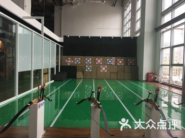 偶动体育-白羽健身-图片-苏州运动射箭一个拳击手的故事图片